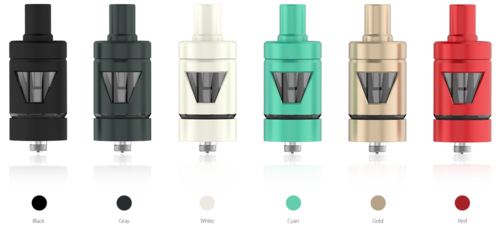 TRON-S Clearomizer mit 4,0 ml Tankvolumen