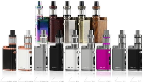 Eleaf iStick Pico TC 75 Watt / MELO 3 Mini - Full Kit