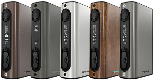 Eleaf iStick Power - 5.000 mAh Akku - 80W