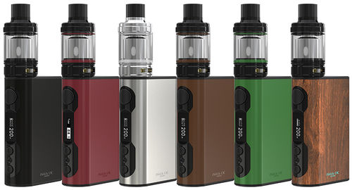 Eleaf iStick QC 200 Watt TC inkl. Melo 300 Full Kit